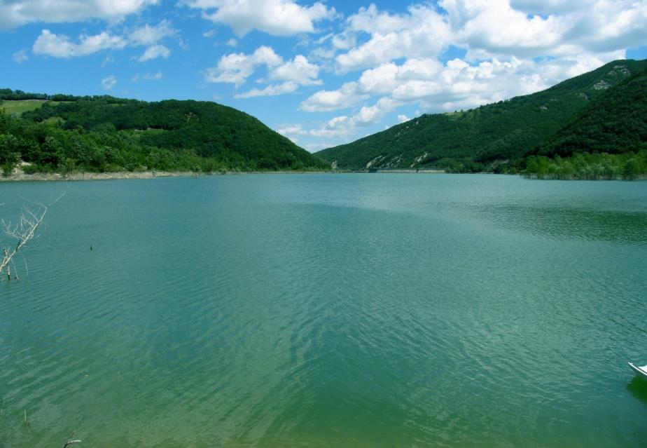 il lago, il verde, il cielo...la valtolla