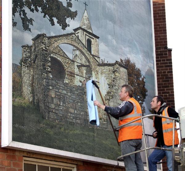 lavaggi vecchi chiesa