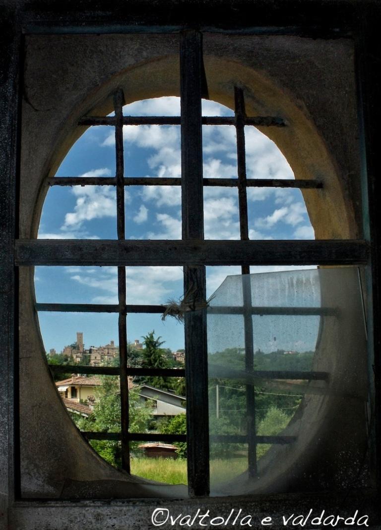 castell'arquato vista sul centro storico