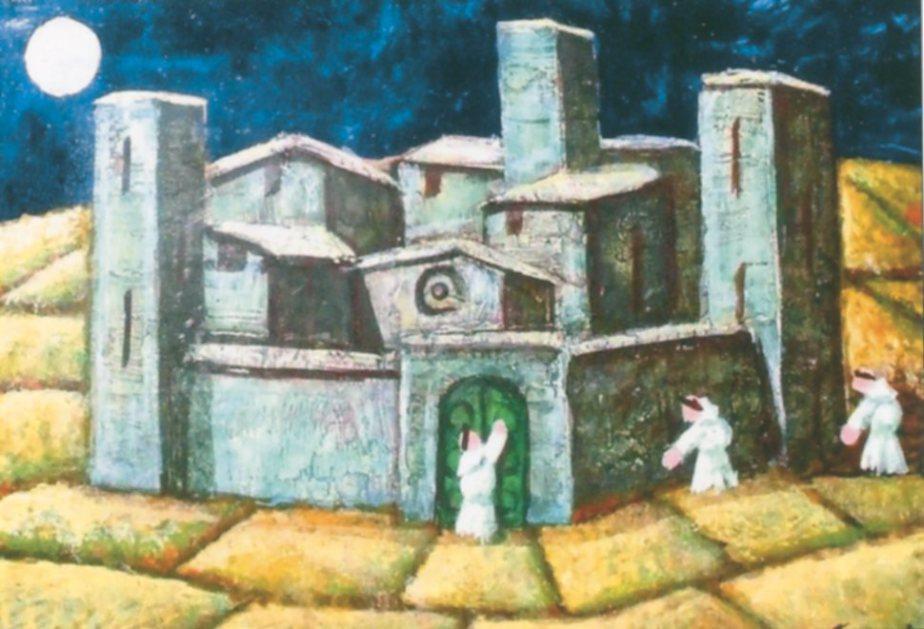 Il fantasma del monastero di Val Tolla…