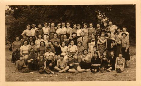 mondine a vernasca 1951 (brigante della valtolla) da FB
