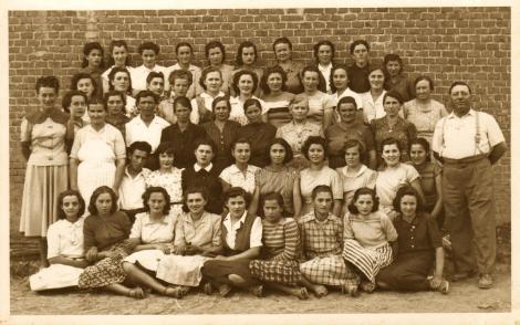 mondine a vernasca 1950 (brigante della valtolla) FB