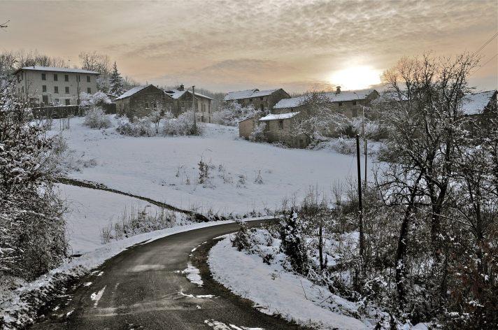 zona di settesorelle ( marco giacomini FB), piccolo borgo abbandonato