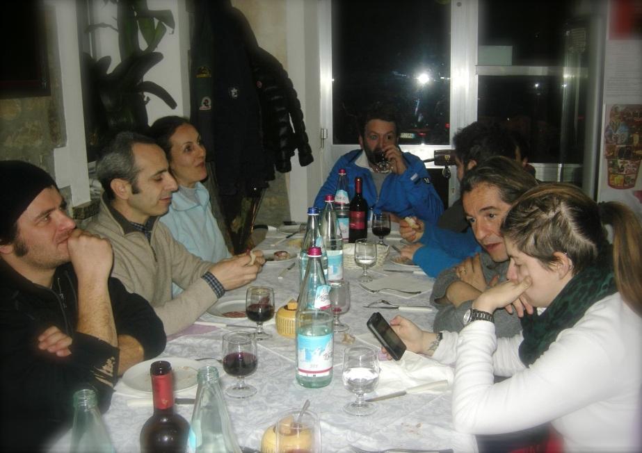 1^ CIASPOLATA BORE 2013