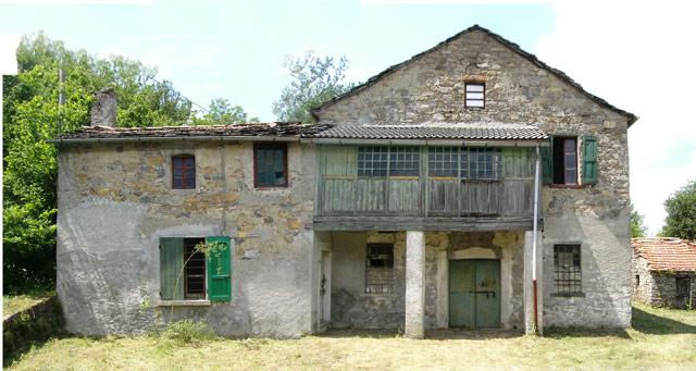 case in pietra povere case in sasso terre della