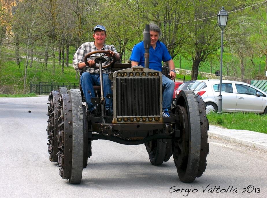 i trattoristi...