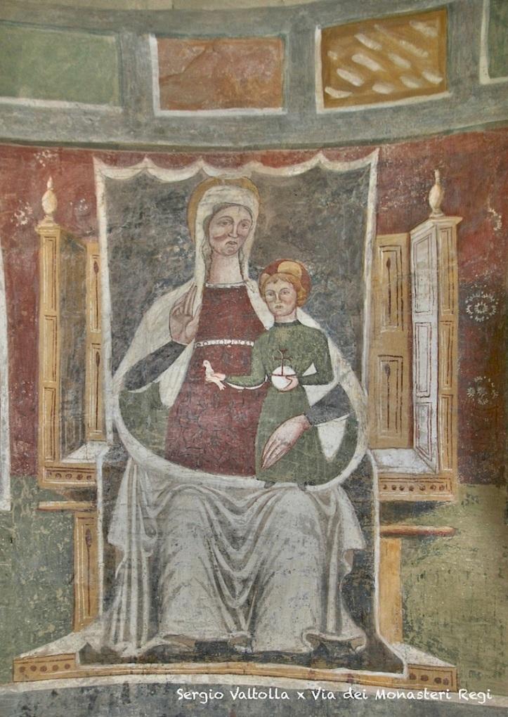 oratorio di san geminiano di mignano (cliclo di affreschi medievali...)