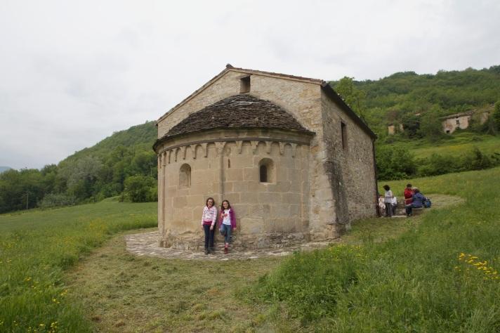 sulla via dei monasteri regi in Mignano di Vernasca