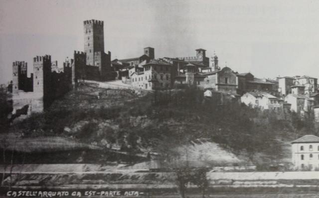 castello 1916