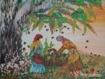 bel dipinto di pina rapaccioli