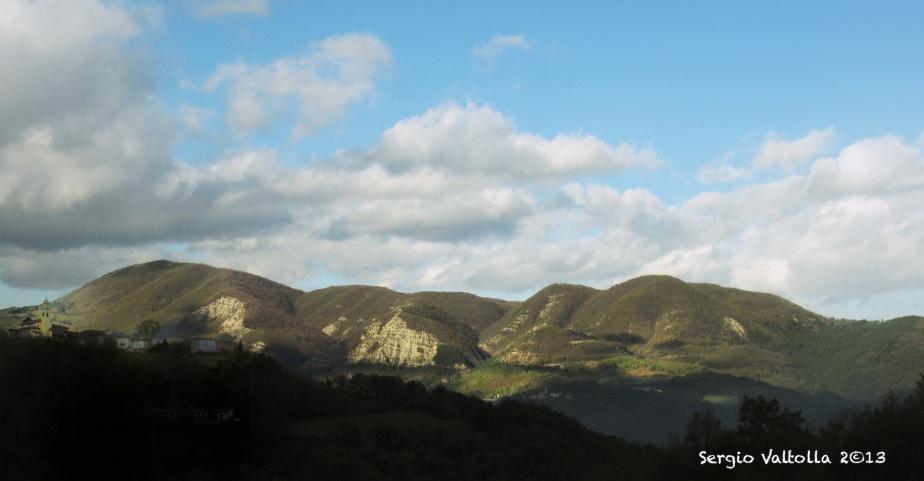 il monte Moria e i suoi fratelli