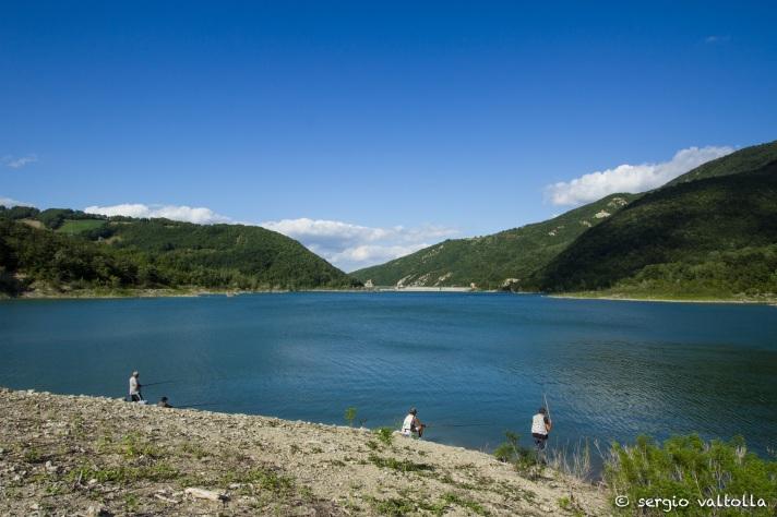 lago di mignano-vista superiore