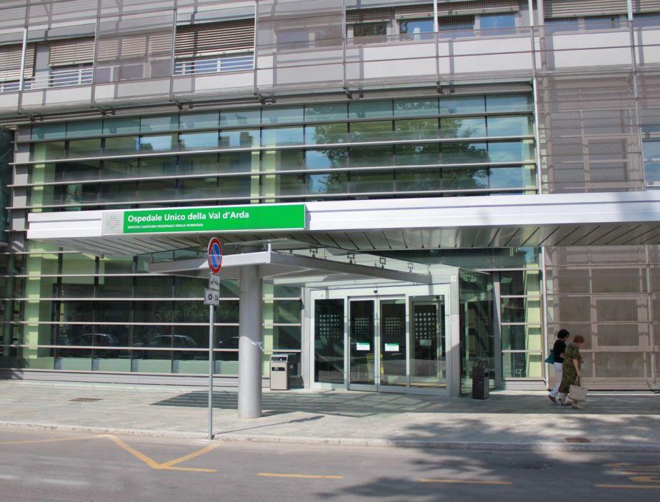 Ospedale della valdarda: zero interesse.
