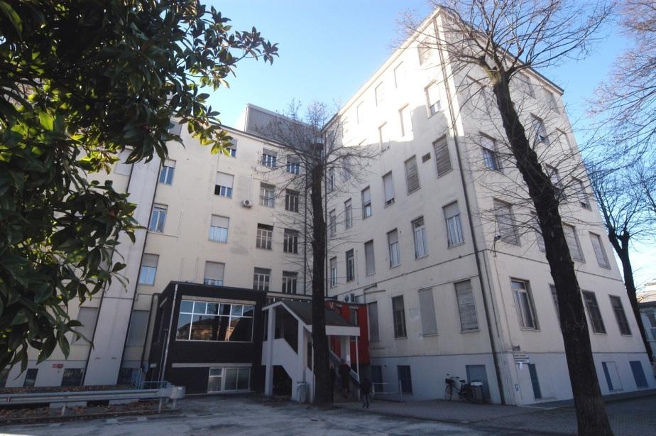 18 dicembre 2004 fiorenzuola ospedale ( foto di fabio lunardini per pcm frontini )