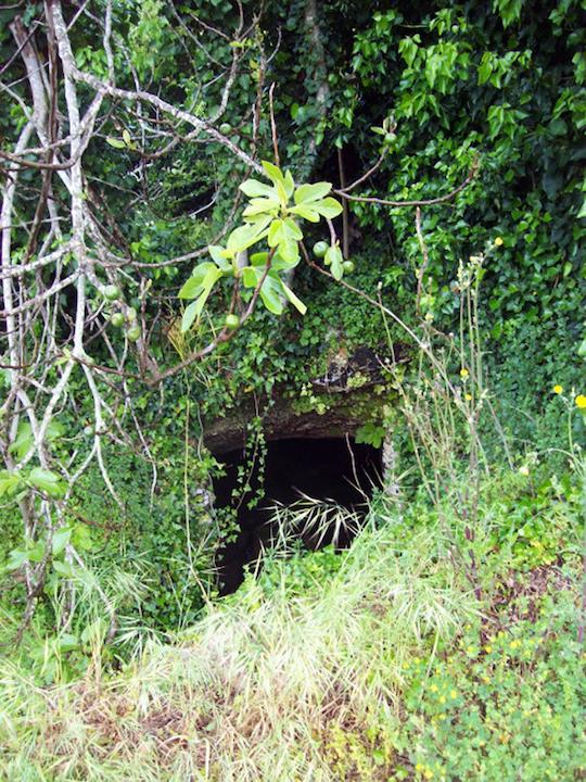 ingresso galleria miniera rigollo bdv
