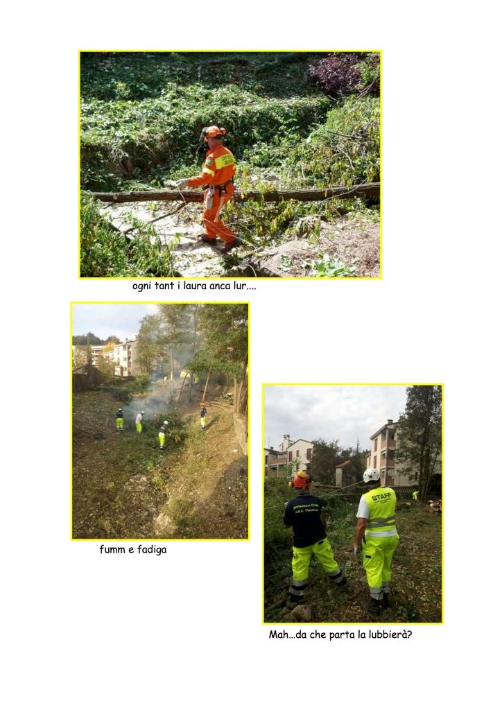 Alpini puliscono rio montà2