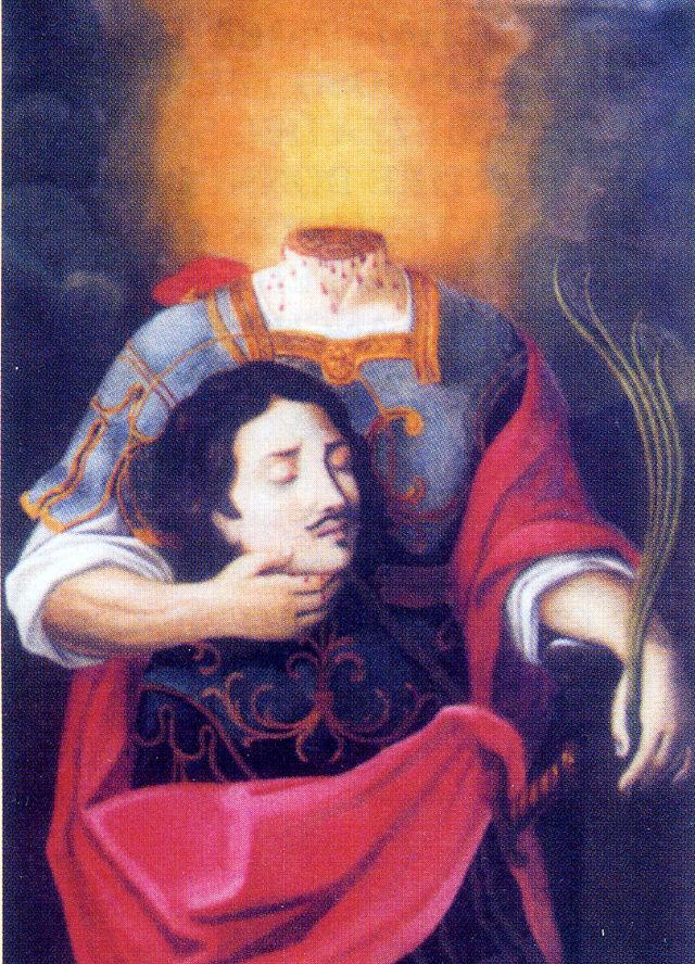 San Donnino martire