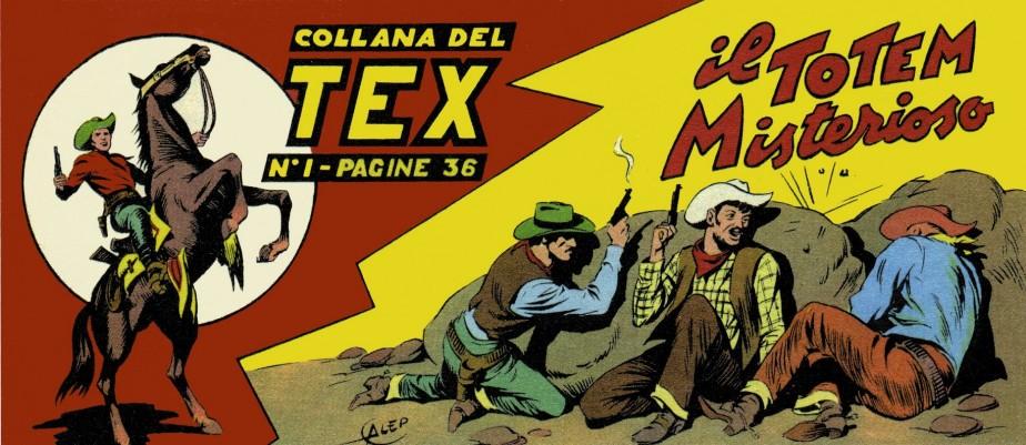 Tex Willer, la montagna di patatine e un fegato diferro