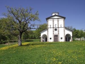 il santuario in comune di Morfasso