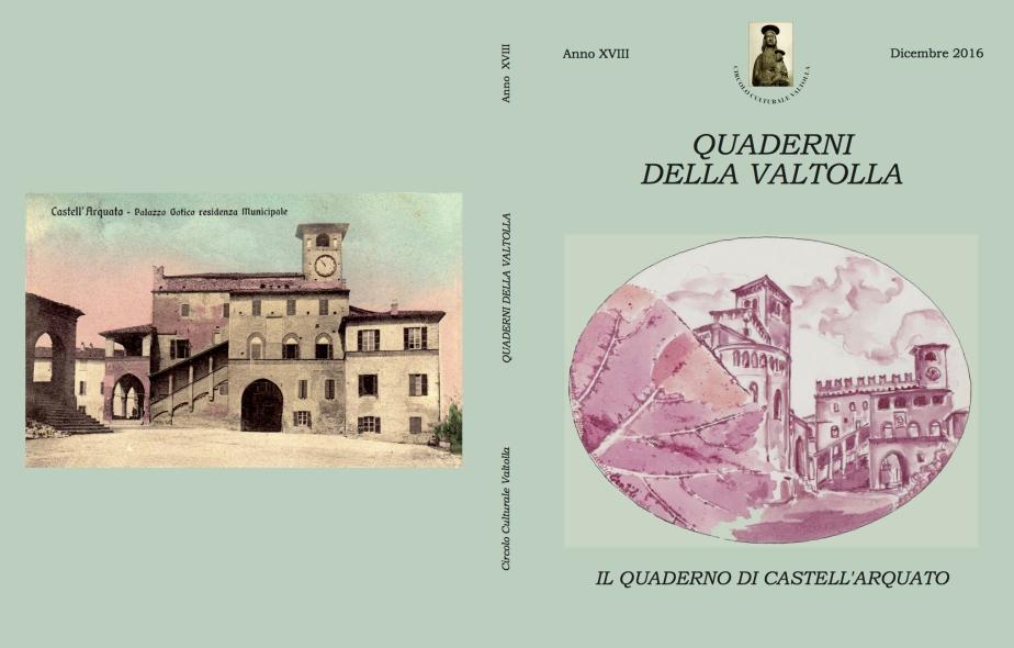 Quaderno di Castell'Arquato…