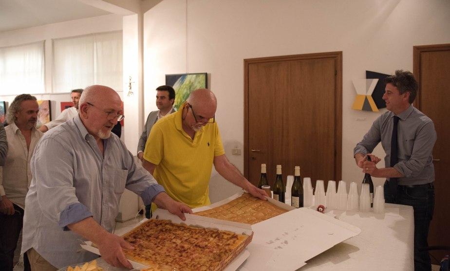 """Presentato il volume """"Eccellenze eno-gastronomiche in Valdarda e dintorni…"""""""