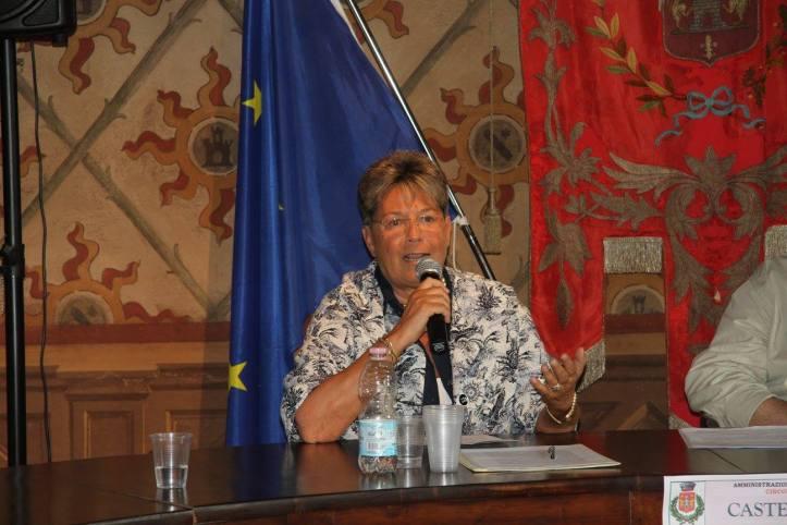 Annamaria Carini, autrice di un saggio sulla rivista