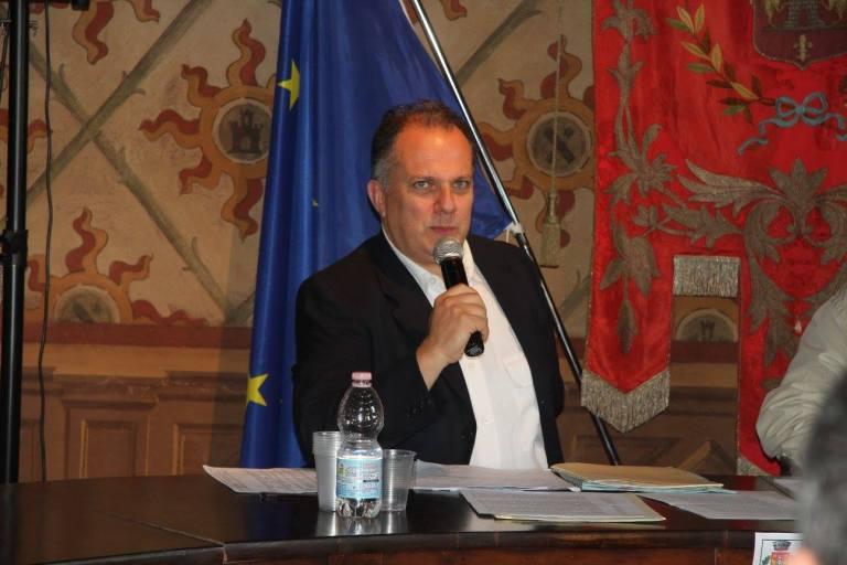 Giuseppe Genesi, musicologo, autore di un saggio sulla rivista
