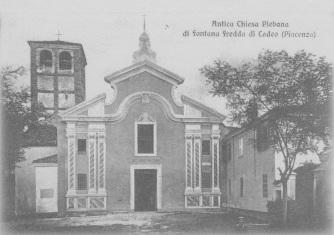 chiesa vecchia fontana
