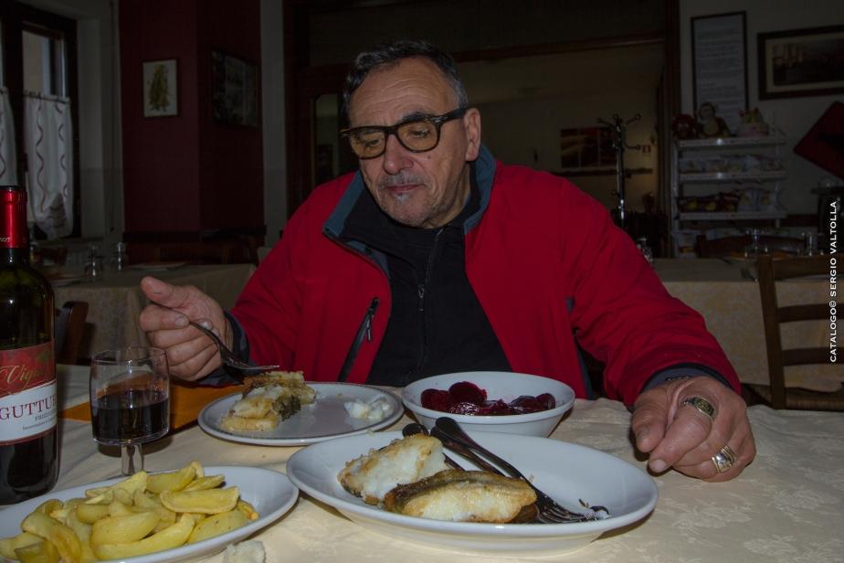 In alta Val Riglio, nella pace più assoluta per camminare e mangiarbene…